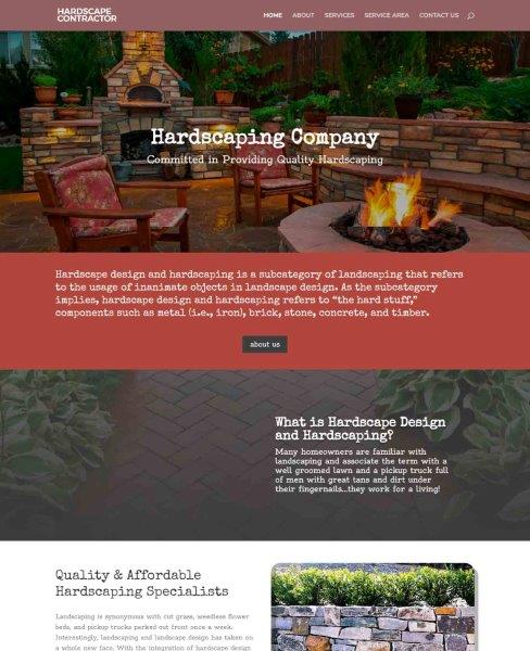 Hardscape Contractor
